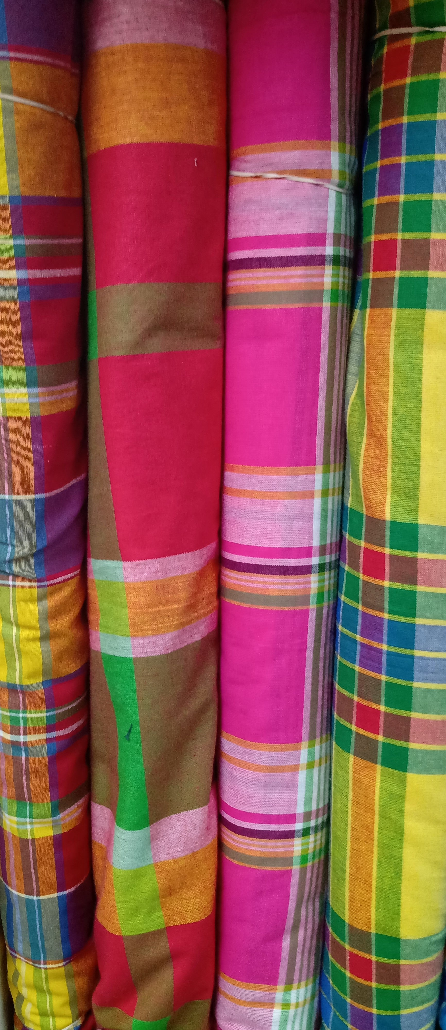 Fabric Options # 1 - Madras (Contact us for availability)