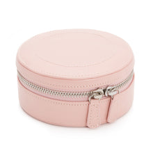 Load image into Gallery viewer, SOPHIA MINI ZIP CASE/ ROSE QUARTZ