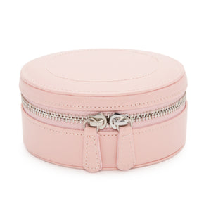 SOPHIA MINI ZIP CASE/ ROSE QUARTZ