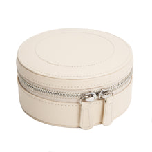Load image into Gallery viewer, SOPHIA MINI ZIP CASE/ IVORY