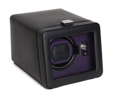 Load image into Gallery viewer, WINDSOR 1 PIECE WINDER WITH COVER/ BLACK PURPLE