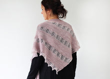 Load image into Gallery viewer, Learning to Cry Knit Kit - Smoke