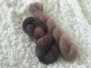 Learning to Cry Knit Kit - Magick & Truffle