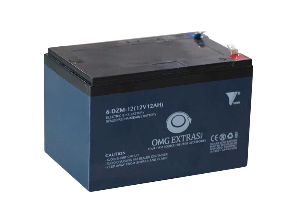 SEALED LEAD-ACID - BATTERY 12V-12AH