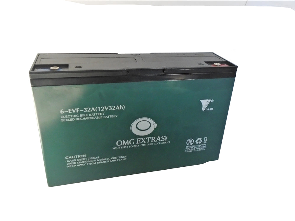 SEALED LEAD-ACID - BATTERY 12V-32AH