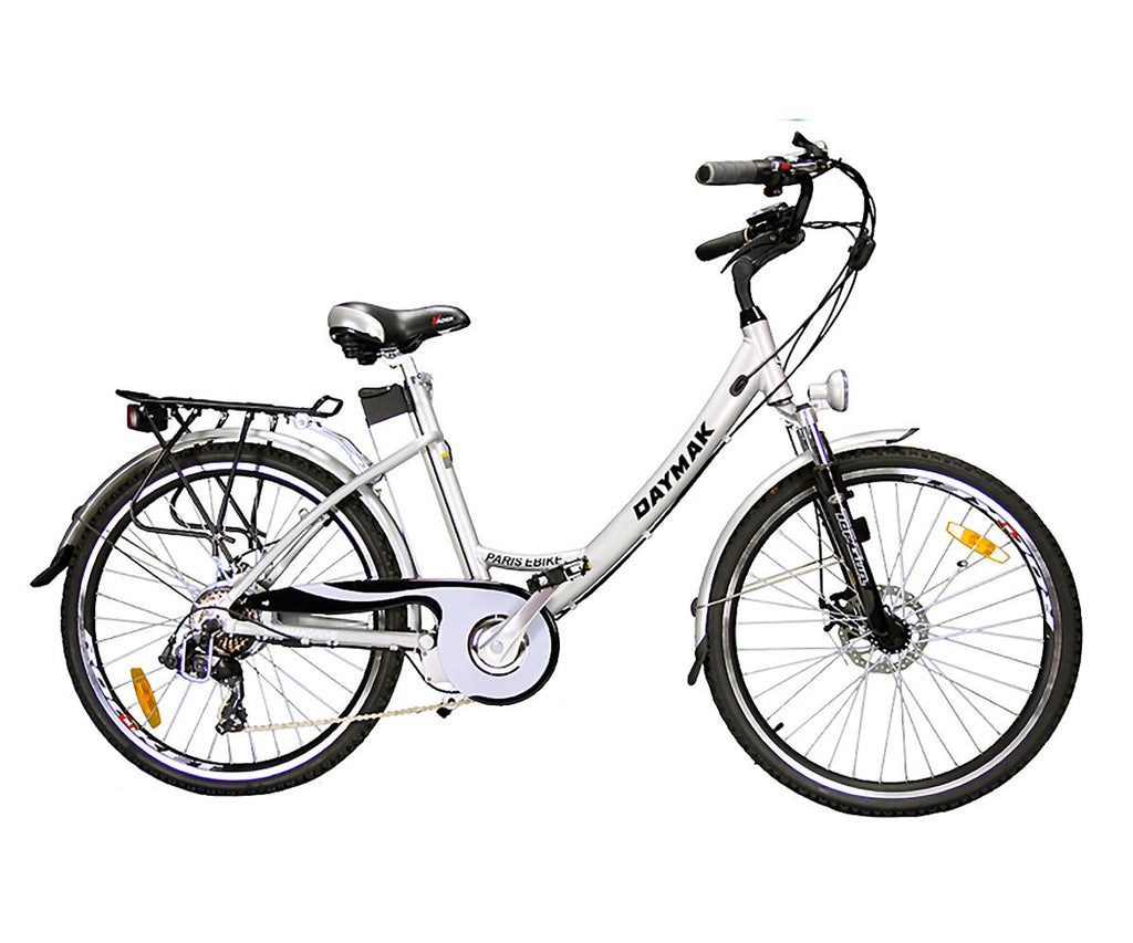 Paris E-bike available at East Lake Electric Bike, Picton, Ontario