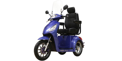 3 Wheeler Rental - 3 Days