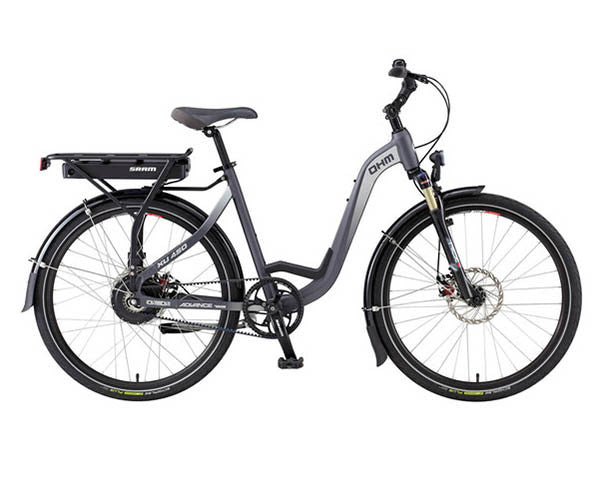 Paris Ebike Rental - 3 Days