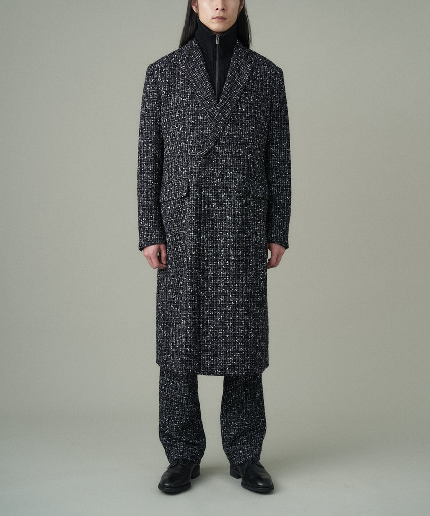 NEP TWEED CHESTER COAT