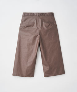 COATING CHINO PANTS