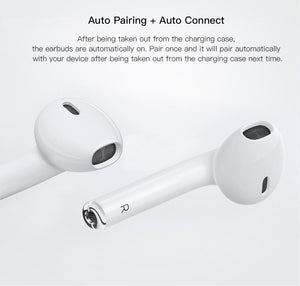 i12 TWS High Quality Bluetooth EarPods 1:1 Design