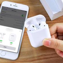 Load image into Gallery viewer, i12 TWS High Quality Bluetooth EarPods 1:1 Design