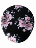 Flower Duet Visco Bel Yastığı Mouse pad Kupa 3'lü Set