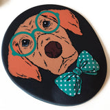 Dogs Out Visco Bel Yastığı Kupa Mouse pad 3'lü Set - Gri