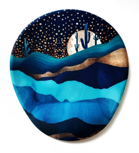 Moon Love Bilek Destekli Mousepad