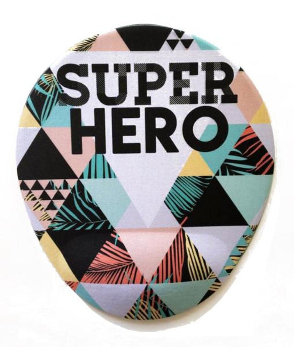 Super Hero Bilek Destekli Mouse pad