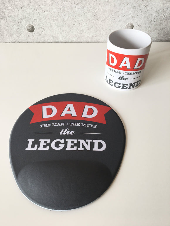 Dad Kupa Mousepad 2'li set
