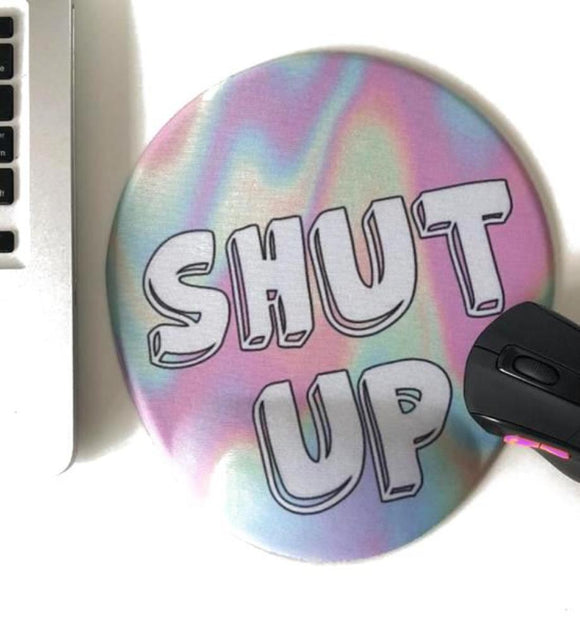 Shut Up Bilek Destekli Mouse pad