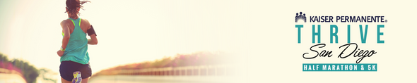 Thrive & Social Distance Run Series