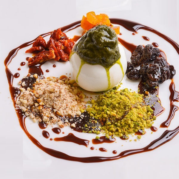 Burrata al Pesto
