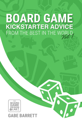 Board Game Kickstarter Advice (PDF)