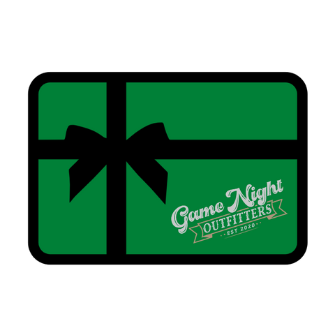 Game Night Outfitters Gift Card