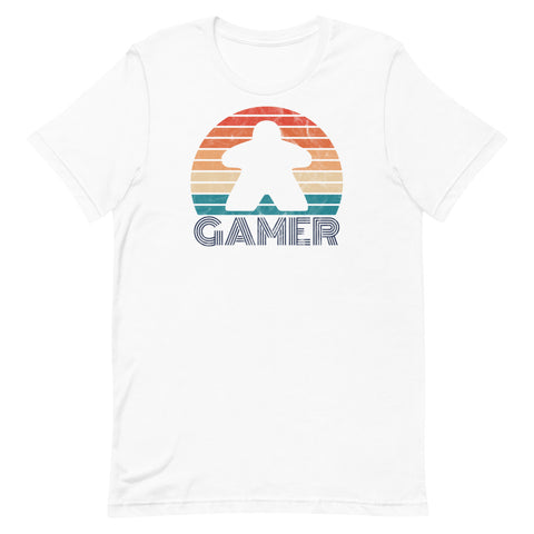 Gamer T-Shirt (blue letters)
