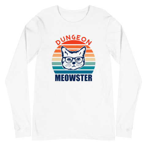 Dungeon Meowster Long Sleeve