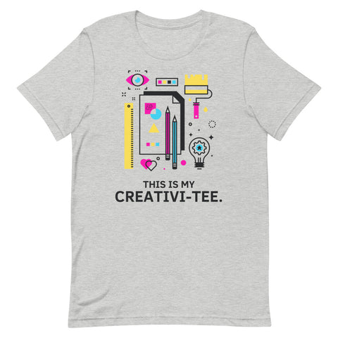 This Is My Creativi-Tee T-Shirt