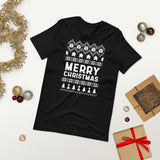 Merry Christmas T-Shirt (Meeple)