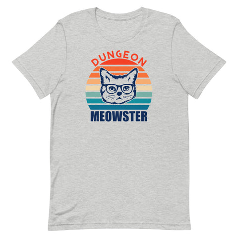 Dungeon Meowster T-Shirt