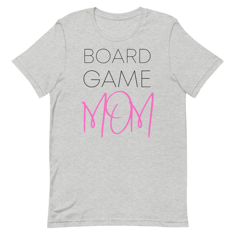 Board Game Mom T-Shirt (Pink)