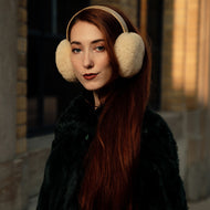 Sheepskin Ear Muffs