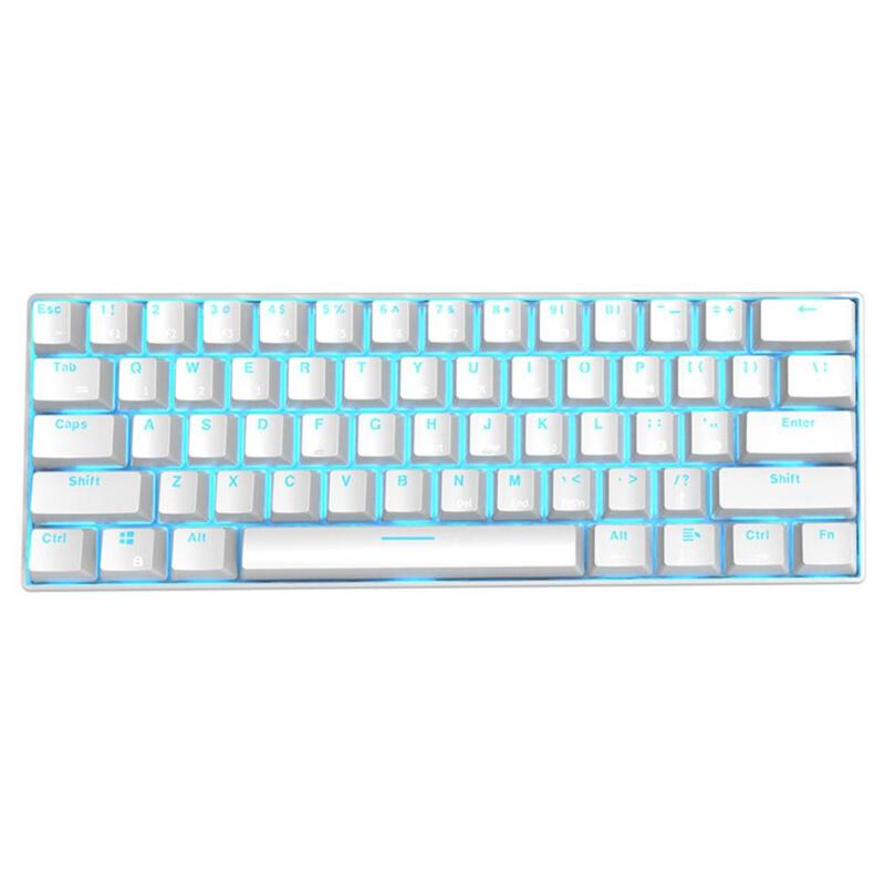 RK61 Bluetooth mechanical keyboard - bestgamingandoffice
