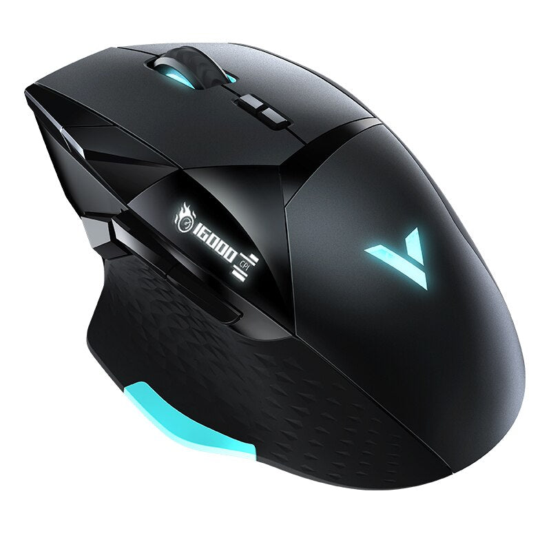 Rapoo VT900 IR Optical Wired Gaming Mouse with 16000 DPI Adjustable for PUBG