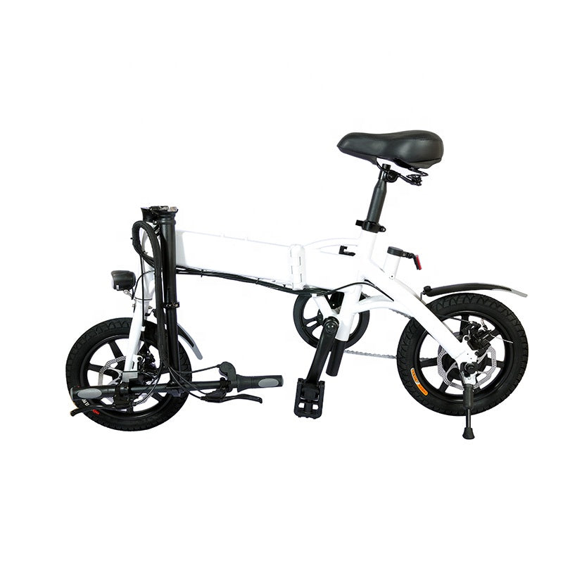 2019 Newest Hot-sale 14inch Fat Tyre Folding Electric Bike - bestgamingandoffice