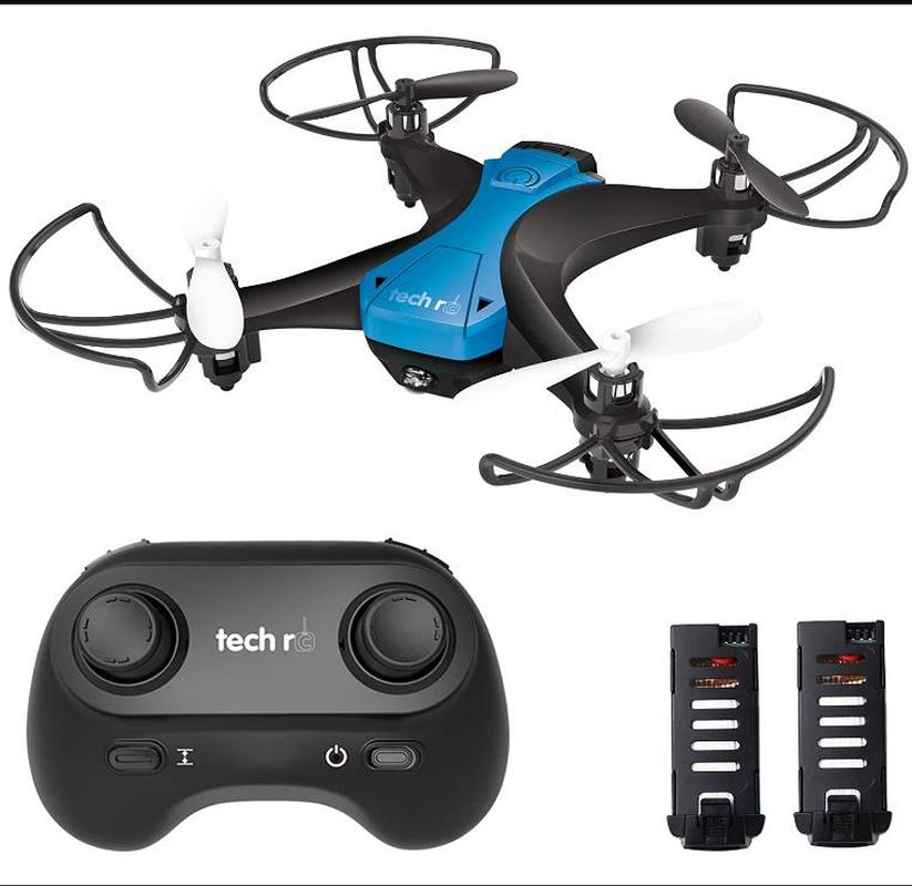 Mini Drone for Kids Long Flight Time RC Drone with 2 Batteries 3D Flips - bestgamingandoffice