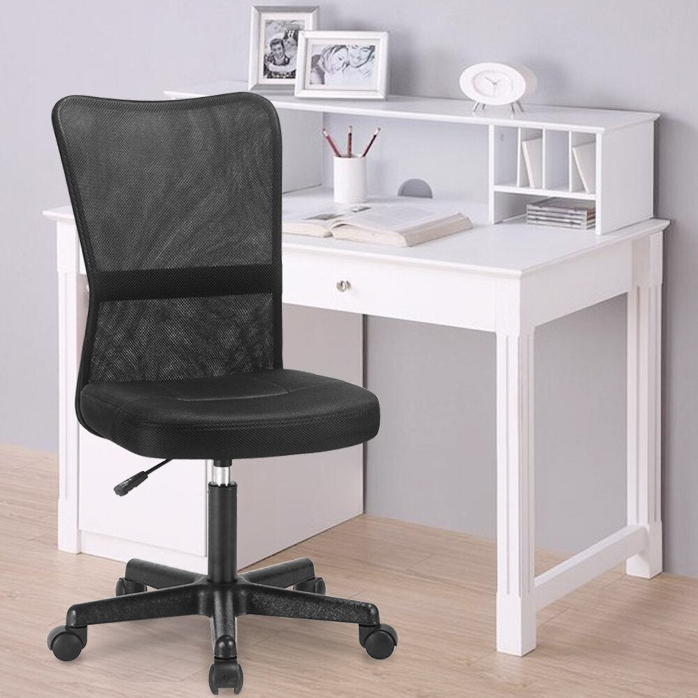 Classic Fashion Black Professional Office Durable Comfortable Computer Seat - bestgamingandoffice
