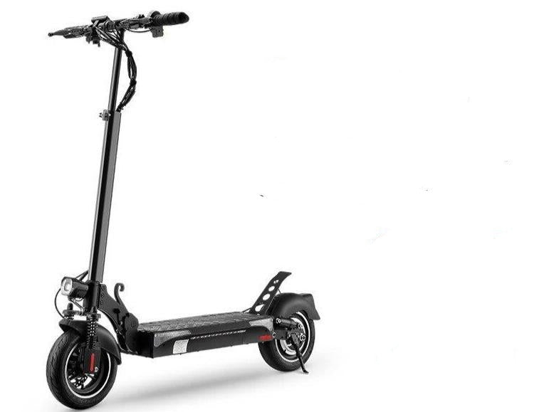 45km/h Foldable Electric Scooter Adult Freestyle 10 Inch Off-road Tire