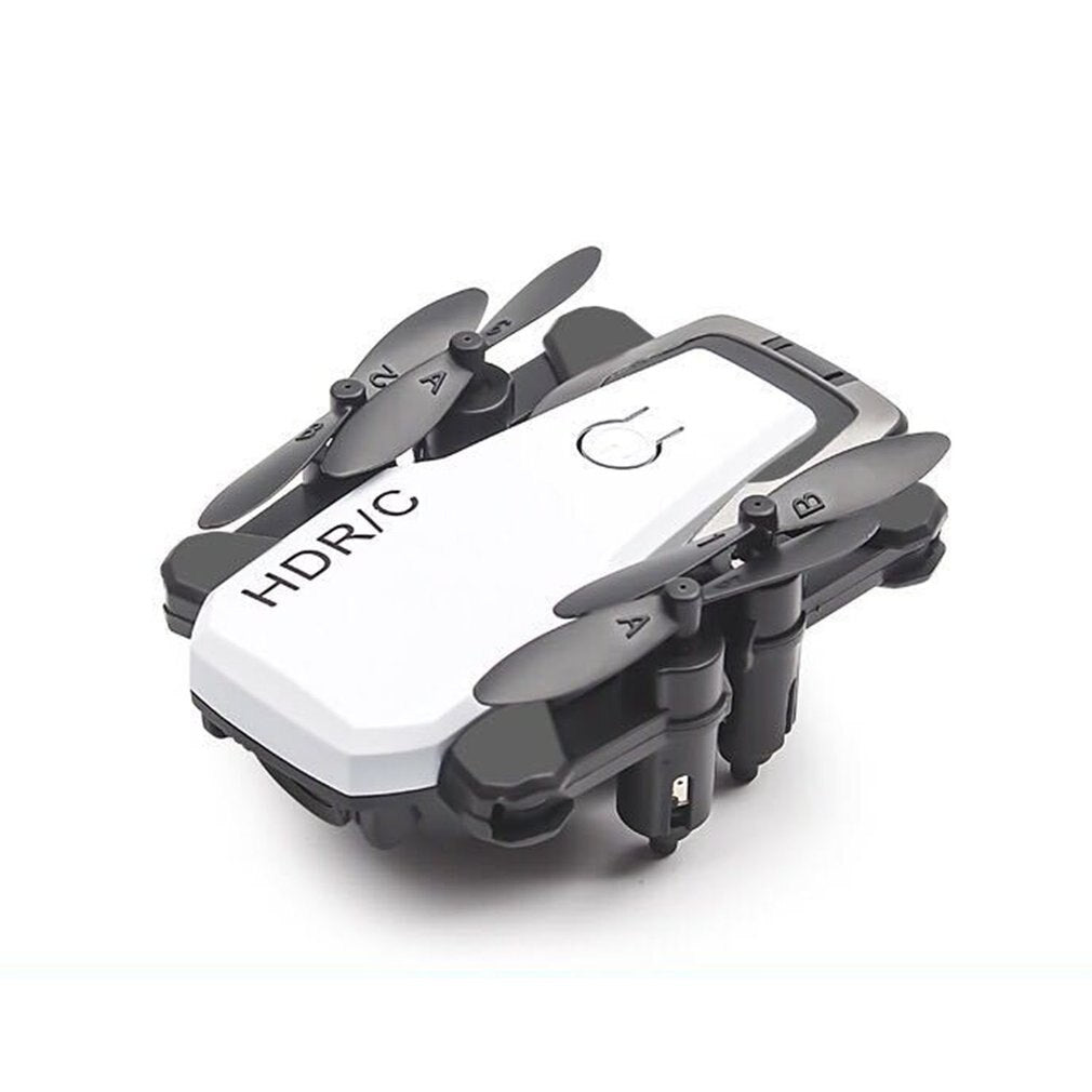 Mini Drone with 4k Camera HD Foldable Drones, RC Helicopter quadrocopter Kid's Toy - bestgamingandoffice