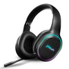 Picun P80S bluetooth 4.1 Gaming LED Lighting Noise Cancelling Wireless Headset - bestgamingandoffice