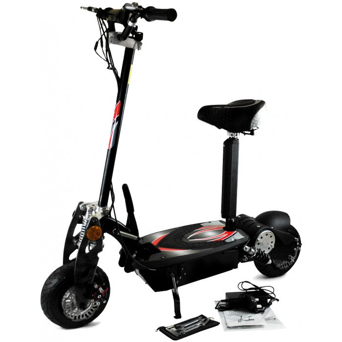ZIPPER ELECTRIC SCOOTER 800W WITH SUSPENSION - bestgamingandoffice