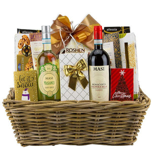 Signature Holiday Gift Basket