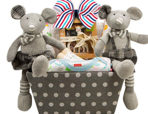 Spectacular Baby Gift Basket