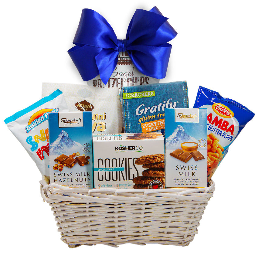 Kosher Treats Gift Basket