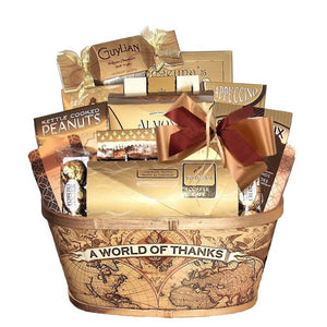 World of Thanks Gift Basket