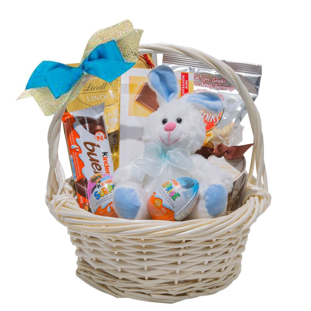 Egg Hunt Gift Basket