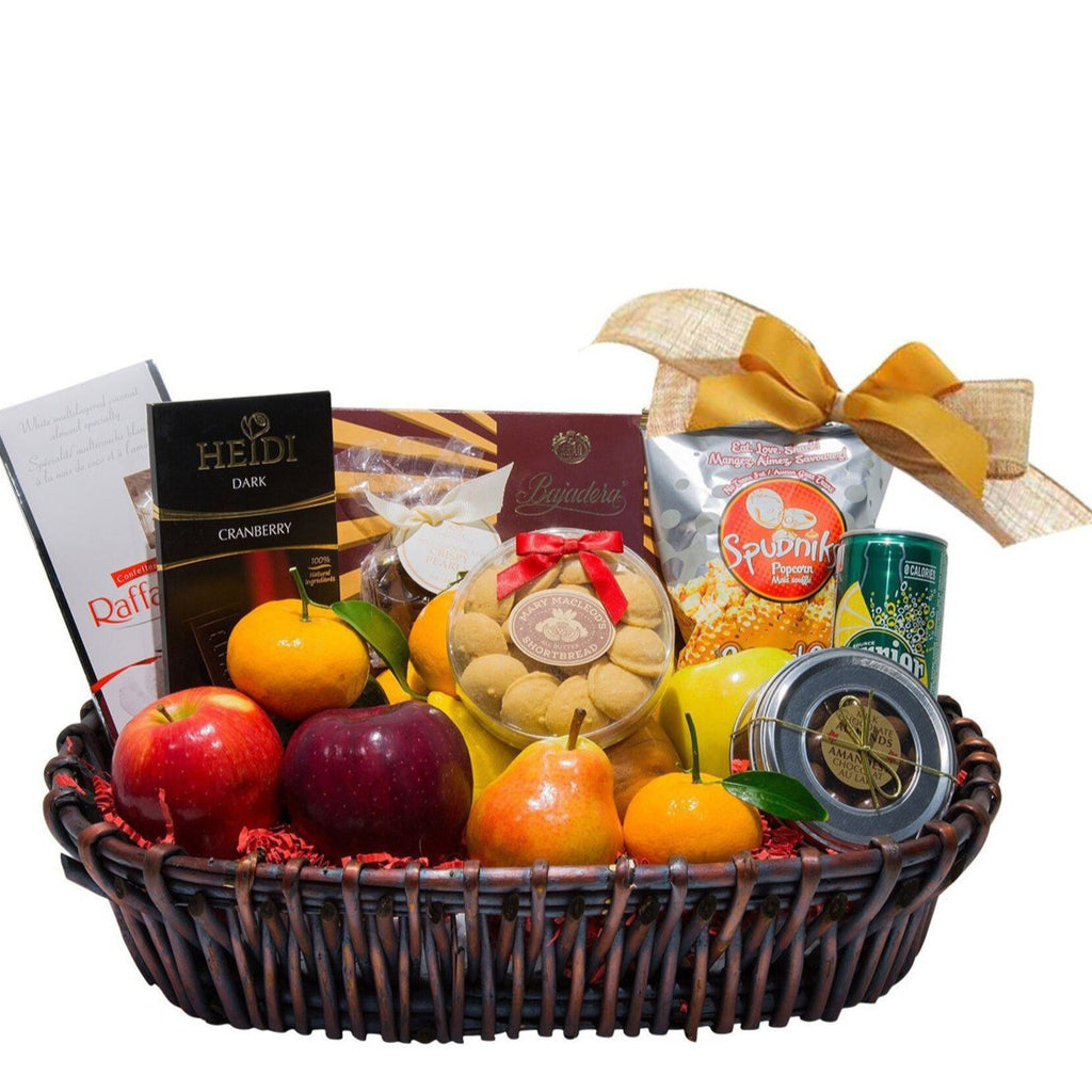 Mother's Day Gift Basket-Fruit Gift Basket for Mom
