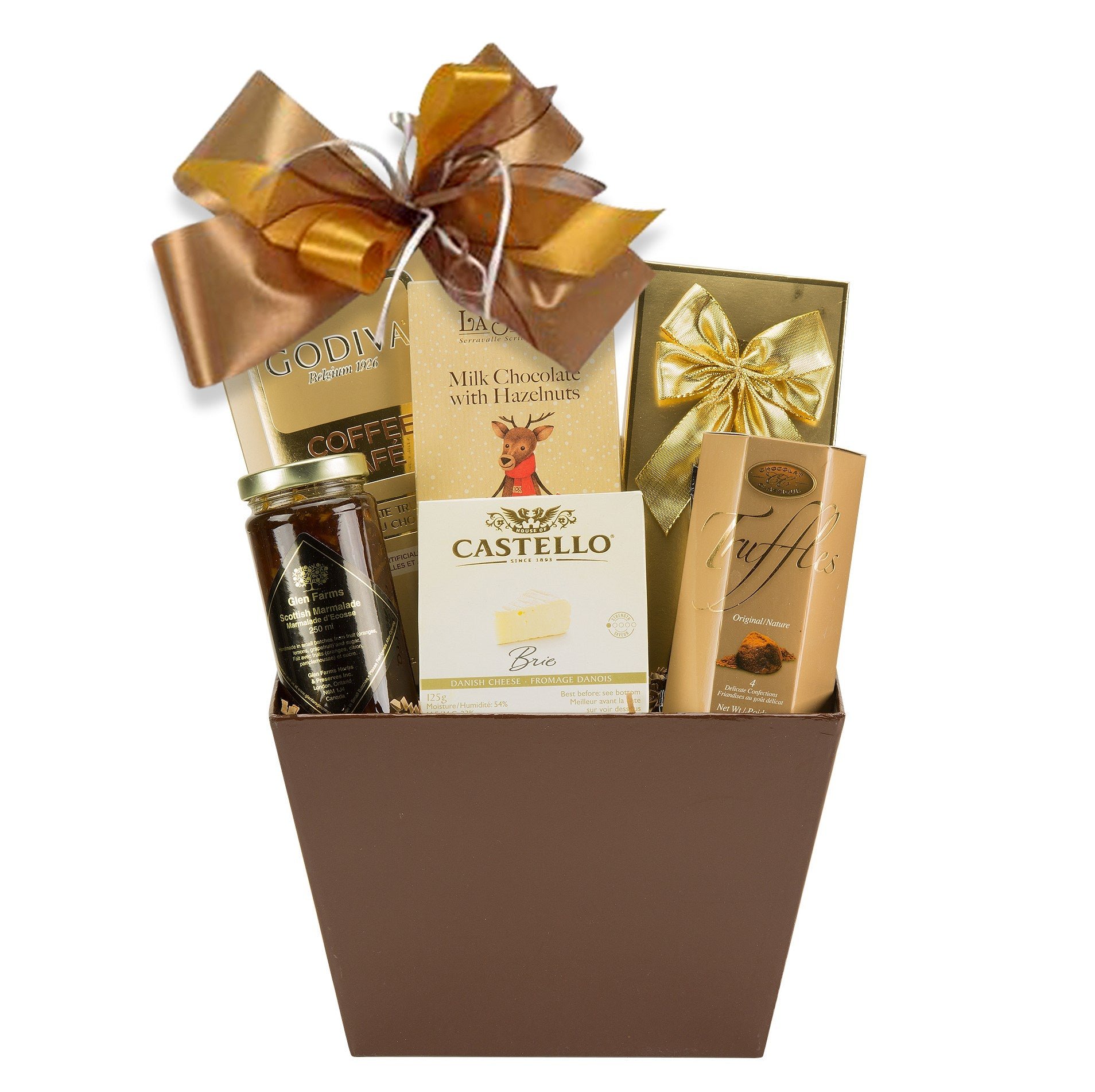 Golden Gate Gift Basket