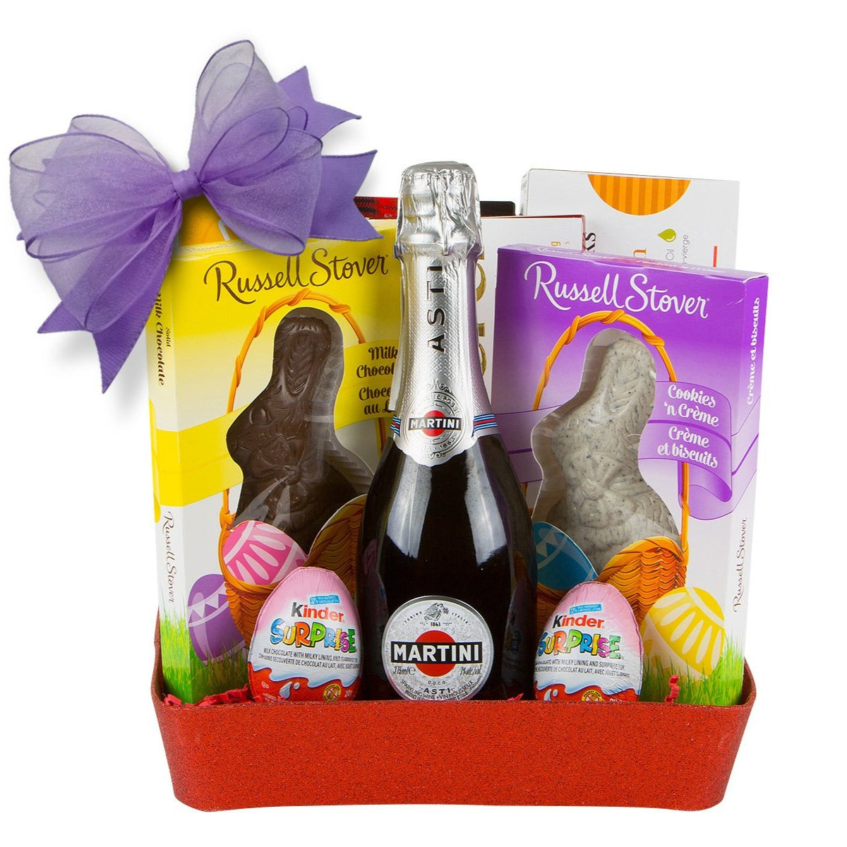 Martini Easter Gift Basket